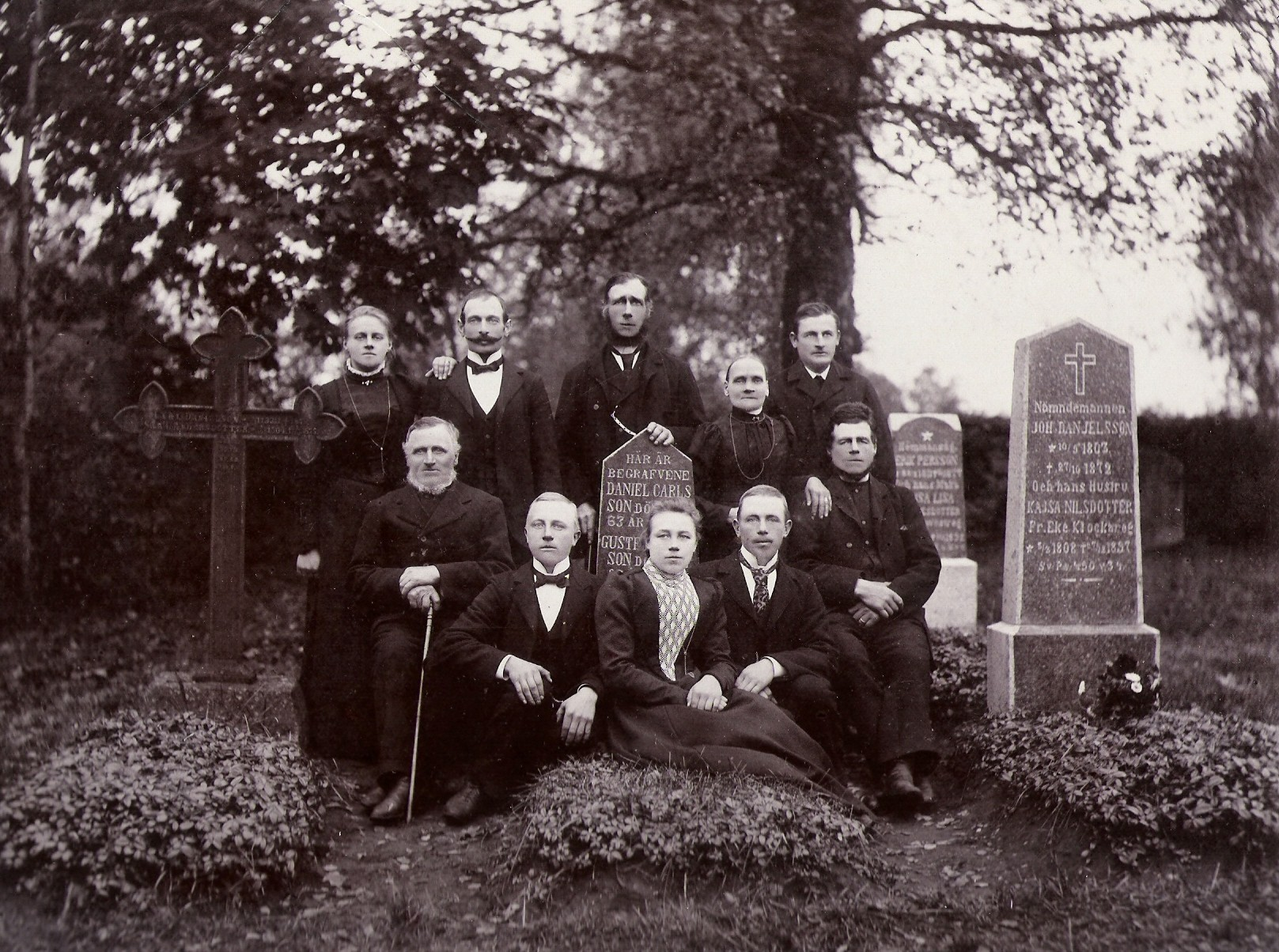 Dädesjö kyrkogård