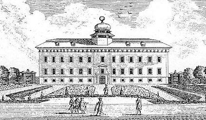 Gustavianum i Uppsala